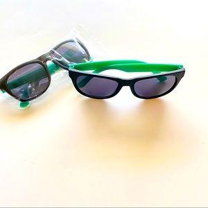 2/$30 👓80s RETRO SUNGLASSES UNISEX -GREEN